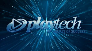 Playtech logo blue