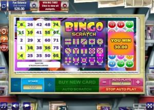 Bingo Scratch 1