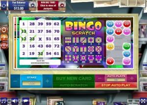 Bingo Scratch 2