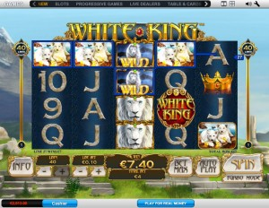 white-king-wilds-win