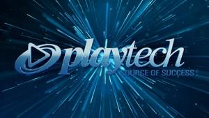 Playtech logo blue